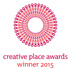 Creative Place Winners logo