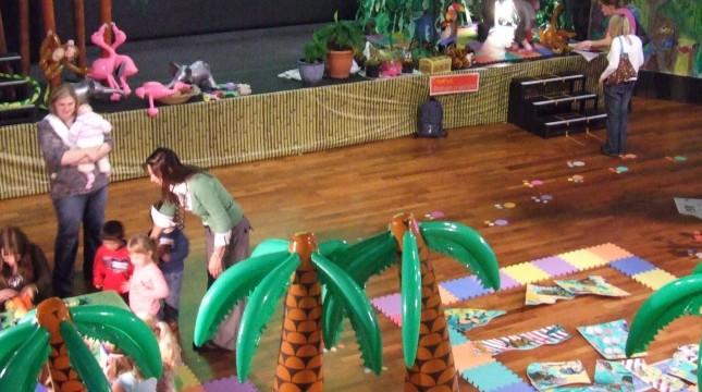 Jungle Workshop