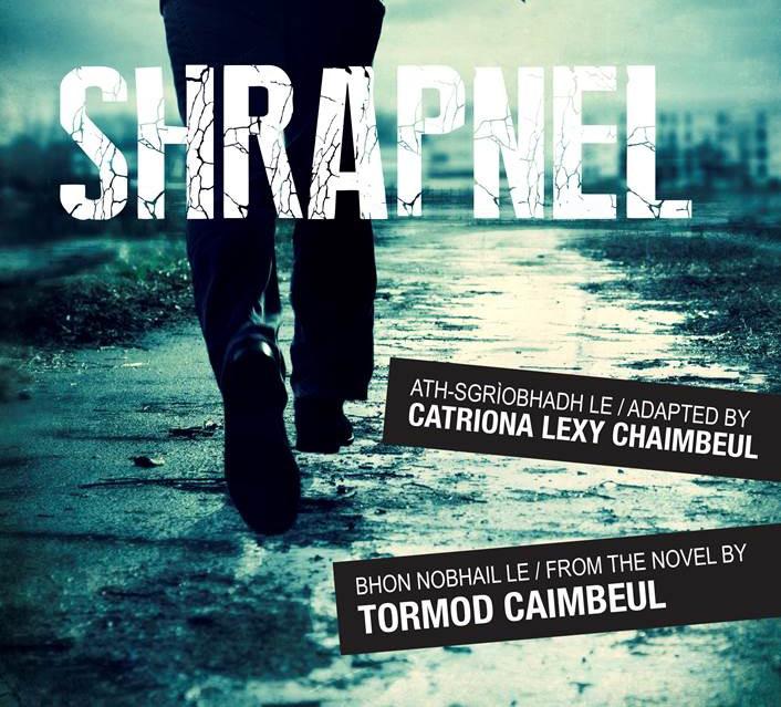 Shrapnel - An Lanntair