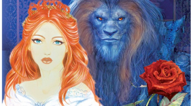 Beauty and the beast poster.indd