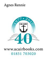 Acair books logo