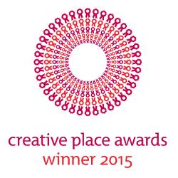 Creative Place Winners logo