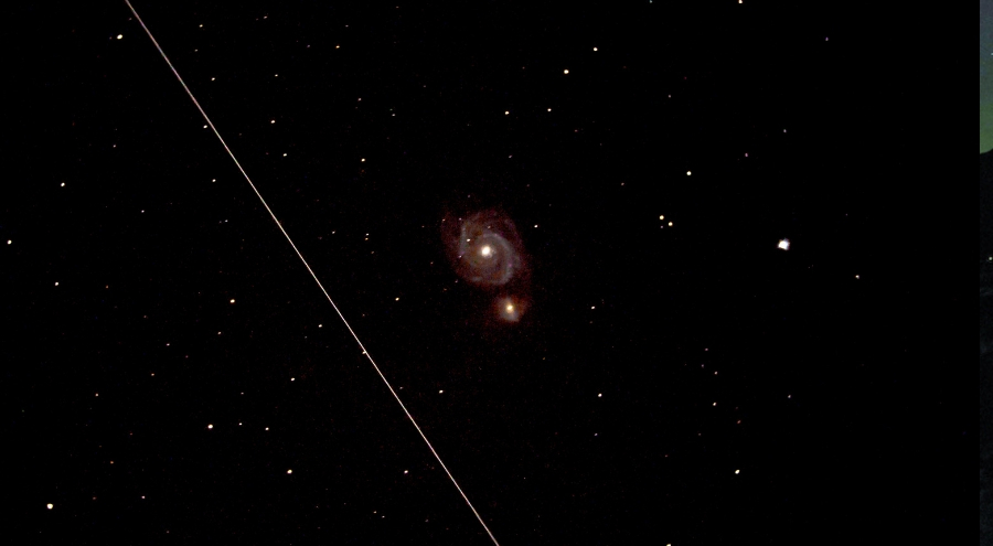 M51 by Andrew Yearley